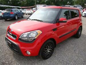 2013 Kia Soul 2U Navi Rims Premium Sound Manual Transmission