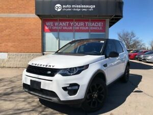 2017 Land Rover Discovery Sport HSE| Navi| Panoramic| Camera| Bl