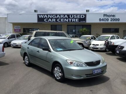 2003 Toyota Camry ACV36R Altise 4 Speed Automatic Sedan Wangara Wanneroo Area Preview