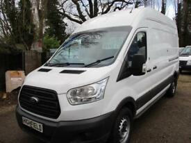 2014 Ford Transit 2.2TDCi NEW SHAPE NO VAT 350 L4H3 40000 MILES GUARANTEED