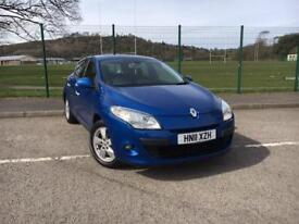 Renault Megane 1.6 Dynamique Tom Tom 2011 *LOW MILES, CLEAN CAR, FSH*
