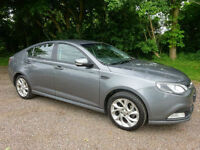 MG MG6 1.8 TCi GT S 5dr / 2011/ 11 Reg / Grey / 1 Owner Vehicle