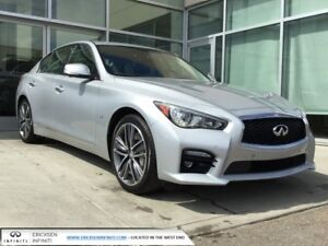 2014 Infiniti Q50 TECH SPORT/HEATED SEATS/NAVIGATION/LANE DEPART