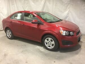 2015 Chevrolet Sonic LT- REDUCED! REDUCED! REDUCED!