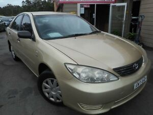 2004 Toyota Camry ACV36R Altise Gold 4 Speed Automatic Sedan Edgeworth Lake Macquarie Area Preview