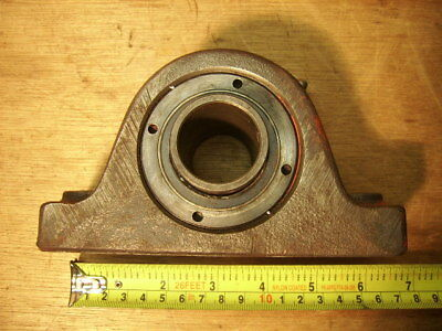 Link Belt Pb22420ho Pillow Block Spherical Roller Bearing 1-14 Shaft