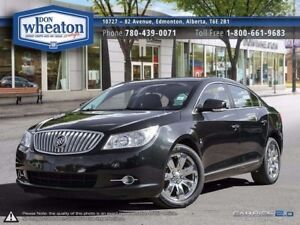 2011 Buick LaCrosse AWD LEATHER 1 OWNER REMOTE START HEATED SEAT