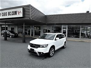2016 Dodge Journey Crossroad AWD
