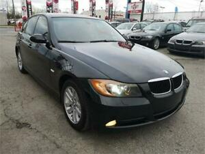 2007 BMW 3 Series 328xi, AWD, BLUETOOTH, AUTO, MAGS, A/C, 3.0L