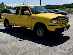 2007 Ford Ranger Sport - On the Road for $4620.00