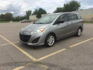 2012 Mazda 5 Excellent Condition 6 Passenger Van