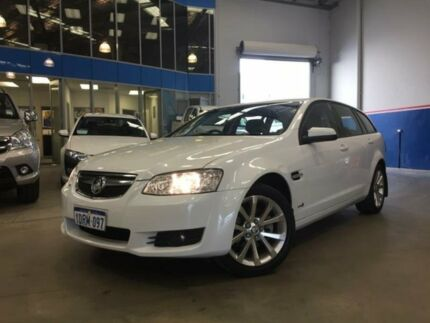 2011 Holden Berlina VE II International Heron White 6 Speed Automatic Sportswagon Beckenham Gosnells Area Preview