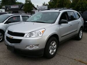 2010 Chevrolet Traverse 1LS 7 PASSANGER CERT AND E TESTED