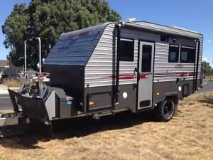 Caravan 2016 Elite Dirty Harry Offroad Killarney Heights Warringah Area Preview