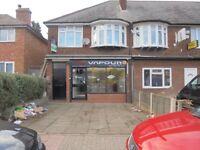 Retail Shop-School Rd-YARDLEY WOOD-Walking Distance To Yardley Wood Train Station