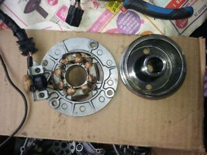 2003 YZ 450 fly wheel and stator