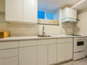 Newly Renovated 2 BR suite Downtown Kamloops