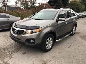 2013 Kia Sorento LX AWD, Safety & ETEST for ON or QC INCL.