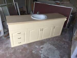 Bathroom Vanities Yatala bathroom vanity in gold coast north, qld | building materials