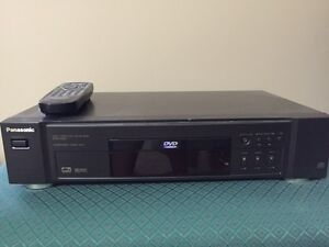 PanosonicDVD/video CD/CD player DVD-A120 Component