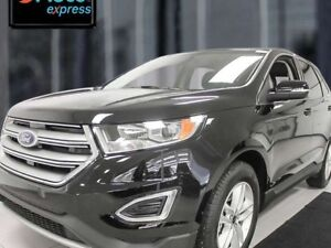 2016 Ford Edge SEL AWD ecoboost with heated power leather seats,