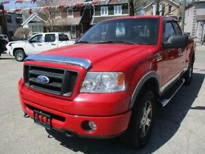 2007 Ford F-150 FX4 LEATHER 4X4 Pickup Truck