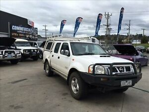 2009 Nissan Navara D22 MY08 ST-R (4x4) 5 Speed Manual Lilydale Yarra Ranges Preview