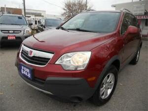 2009 Saturn VUE XE 4Cyl., Auto 96 kms only Loaded $5995 WOW