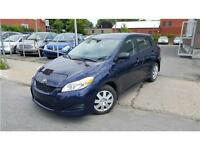 2014 Toyota Matrix Berline 9000 KM Certifie