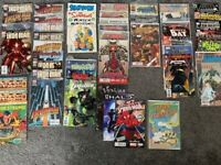 Assorted bundle - Ironman, Deadpool, Spiderman, Batman plus others
