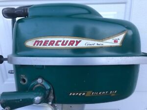 1955 Mercury Mark 6 outboard