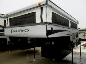 JUST ARRIVED!  2018 Palomino SS550 Truck Camper