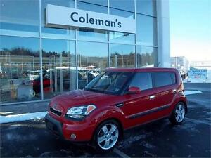 2010 Kia Soul 4u Burner - Winter Wheels and Tires Included