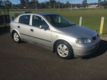 2003 Holden Astra TS CD Silver 4 Speed Automatic Hatchback West Gosford Gosford Area Preview