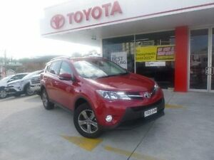 2015 Toyota RAV4 ZSA42R MY14 Upgrade GXL (2WD) Wildfire Continuous Variable Wagon Allawah Kogarah Area Preview