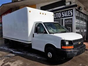 2010 Chevrolet Express Commercial Cutaway 3500 /\ 16Ft