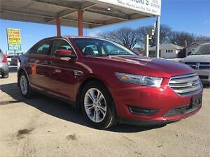 2013 Ford Taurus SEL AWD LEATHER SEATS 	SATELLITE RADIO SIRIUS