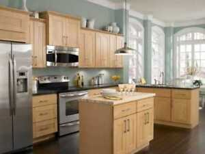 STAINED KITCHEN FOR $9000* - FREE ESTIMATE