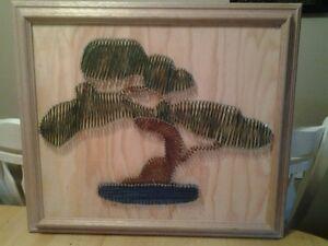 Framed Bosnia Tree pic