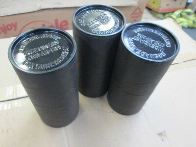 3 Unissued WW2 USGI Tar'd Storage & Shipping Container for Incendiary Grenade