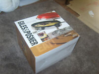 Brand New Giles & Posner Cheese Fondue Grill
