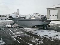2007 TRACKER PRO GUIDE V-16 WITH 75 HP OPTI MAX! $12995!!!