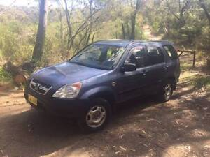 2003 Honda CR-V Wagon Frenchs Forest Warringah Area Preview