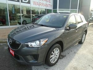 2014 Mazda CX-5 **ALLOY RIMS AND HEATED MIRRORS!** GX FWD
