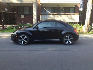 BEETLE 2.5L 2012 Highline 46000 km full load