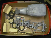 1928 ford model A town sedan die cast parts only