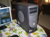DELL DIMENSION 8300, 3GHz WITH HT, 3.5GB RAM, 160GB HDD