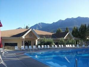 1 week RV Pad Radium Valley Vacation Resort