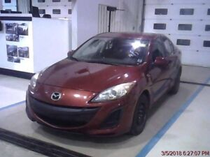 2011 Mazda 3 Sky- low kms, 2 sets of wheels and tires