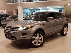 2013 Land Rover Range Rover Evoque PURE PLUS-PANO ROOF-CAMERA-NO
